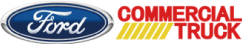Ford COMMERCIAL TRUCK logo